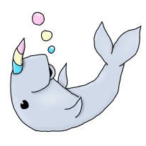 Pan Narwhal (Redbubble)